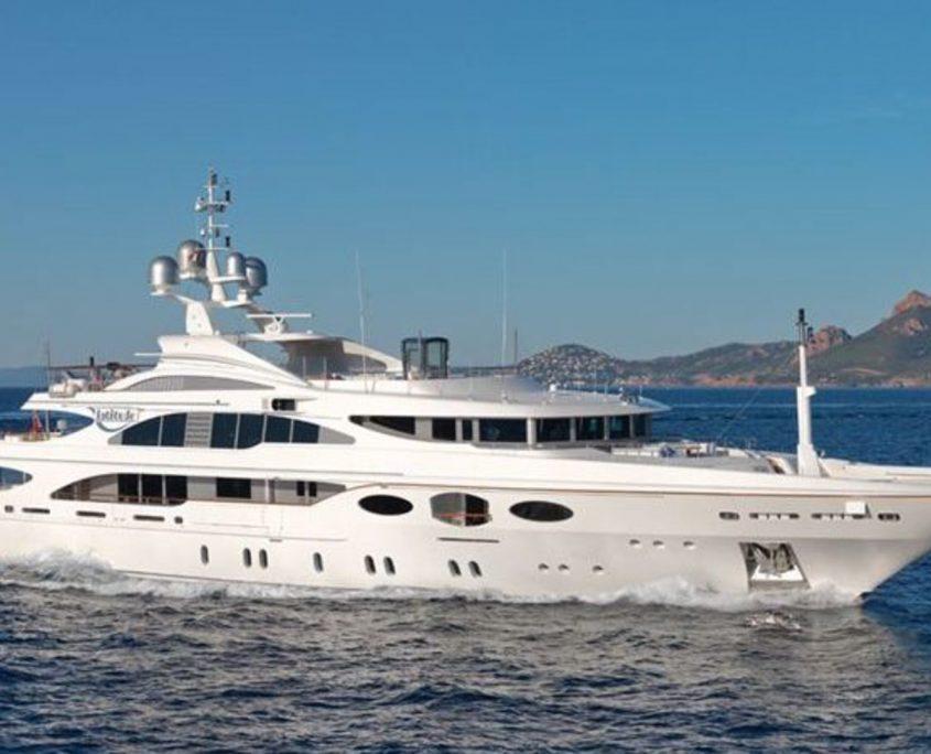 Latitude - 52m, Yacht, 52 m - Benetti
