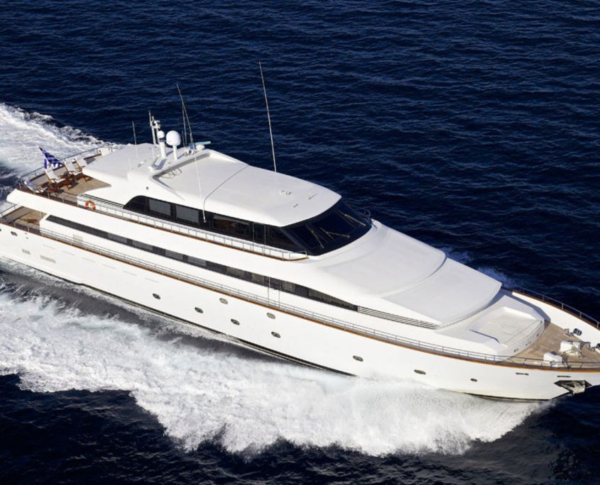 Let It Be, Yacht, 35.97m - Technomarine