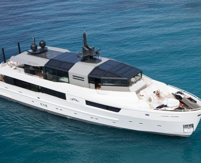 M Ocean, Yacht, 35m - Arcadia Yachts