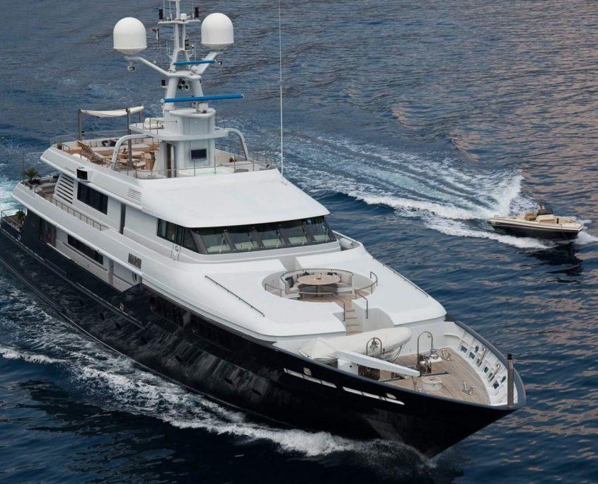 Mariu, Yacht, 49.9 m - Codecasa