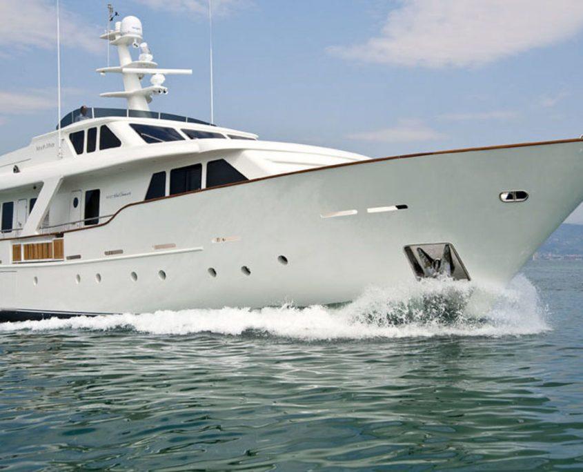 Mrs White, Yacht, 29.6m - Benetti