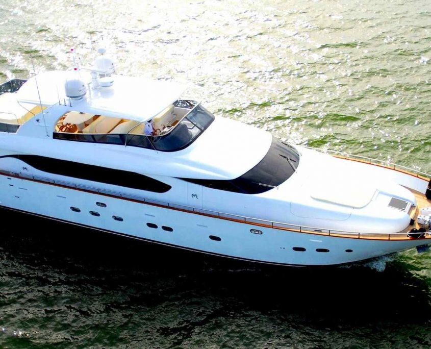 My Life, Yacht, 27.4m - Maiora