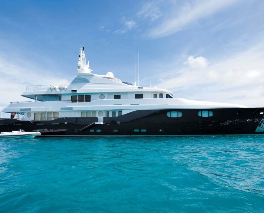 Odessa, Yacht, 50 m - Proteksan Turquoise