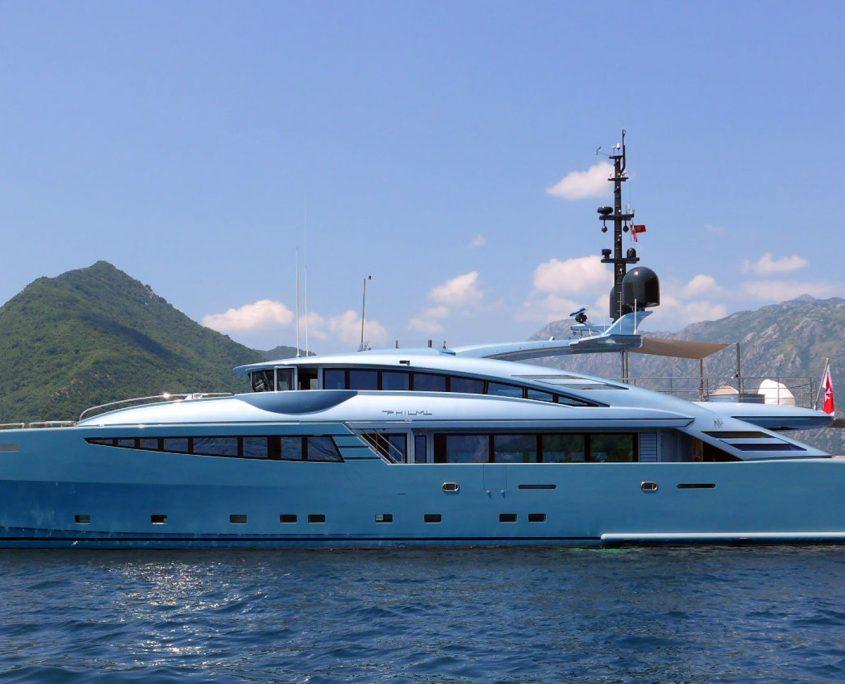 Philmi, Yacht, 43.25 m - ISA - International Shipyard Ancona