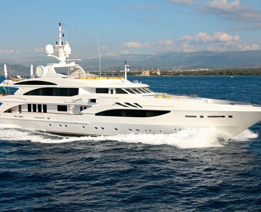 Platinum, Yacht, 49.99 m - Benetti