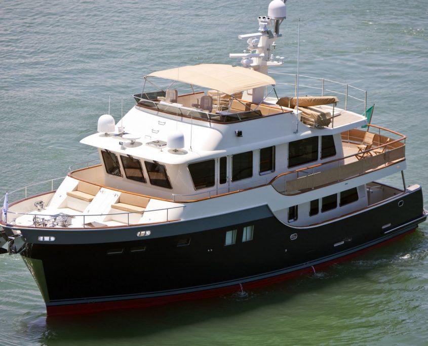 Sapucai, Yacht, 21.15m - President