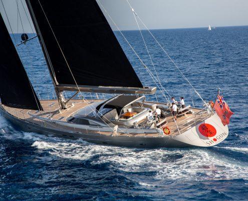 Shogun, Yacht, 37m - Holland Jachtbouw