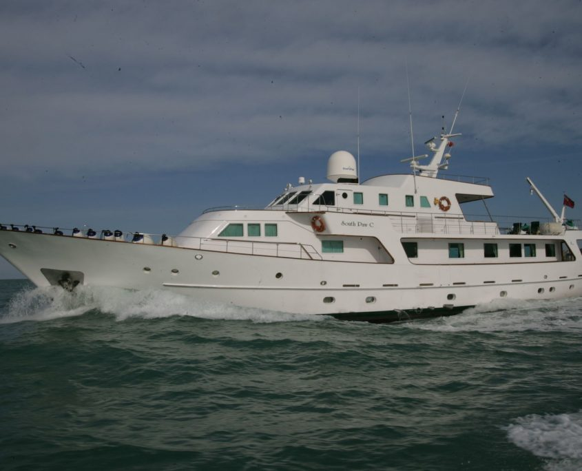 South Paw C, Yacht, 34.65 - Codecasa