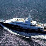 Triple Seven, Yacht, 68 m - Nobiskrug