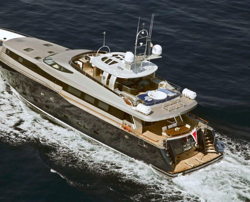 XO of the seas, Yacht, 32.09m - Ustaoglu Shipyard