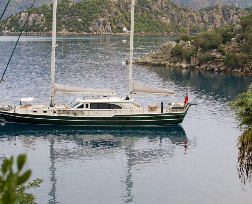 sailing nour yacht 37m evadne yachts