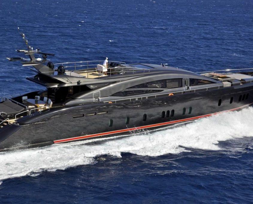 O' Pati, Yacht, 39m - Golden Yachts