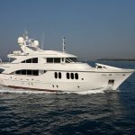 Sea Shell, Yacht - 33m Fittipaldi