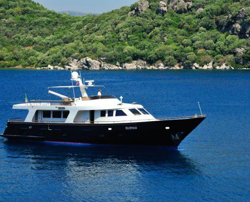 Blue Lady, Yacht - 27m, Rossato