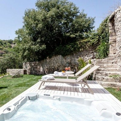 locanda don serafino pool