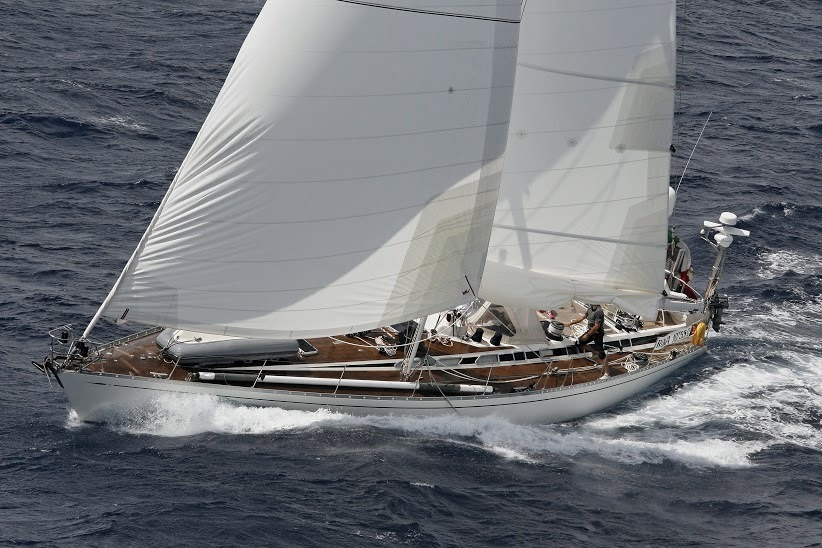 My way yacht 20m nautor's swan