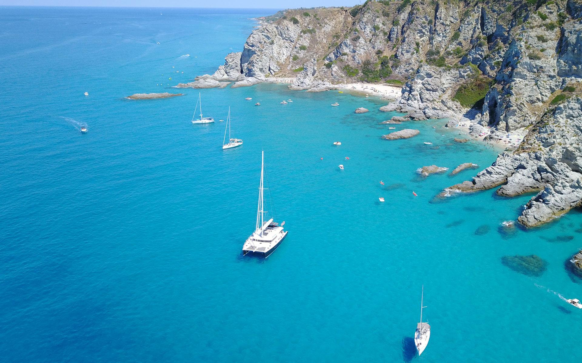Catamarano Kaskazi - Isole Eolie