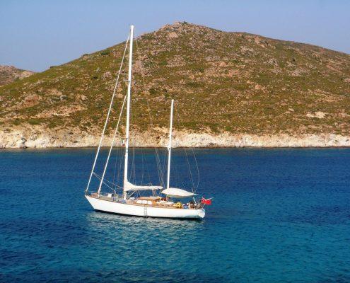 Oliria, yacht, 19.09m, Sangermani