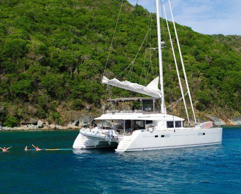 charter in barca a vela_caraibi