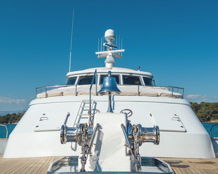 Freemont yacht