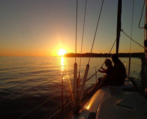 Noleggio barche senza skipper equipaggio 1