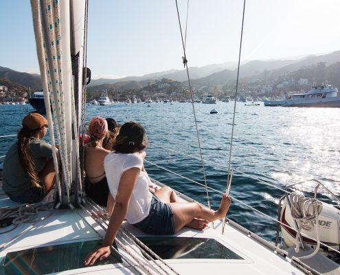 Noleggio barche senza skipper equipaggio 2
