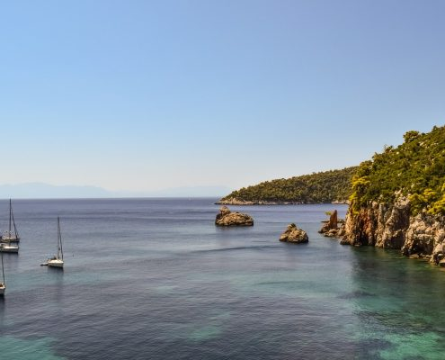 Settimana in barca a vela costa