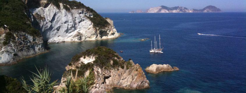 Noleggio barche a Ponza