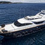 Resilience yacht 23.35m alalunga spertini