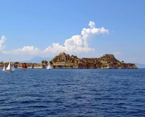Crociera in barca a vela in Grecia corfu E Fili