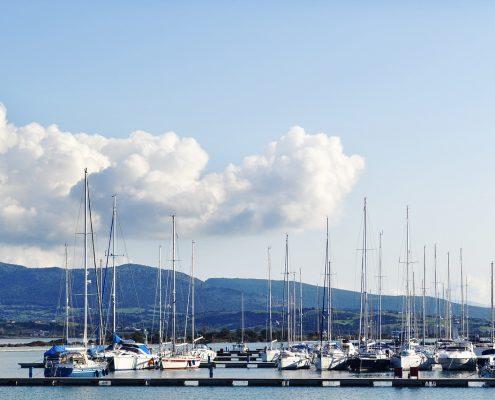 Crociera in barca a vela in Grecia lefkada porto