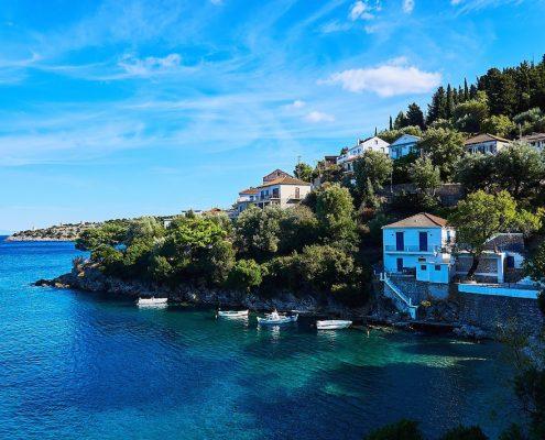 Crociera in barca a vela in Grecia itaca
