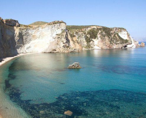 Noleggio barche a Ponza spiaggia ponza 2