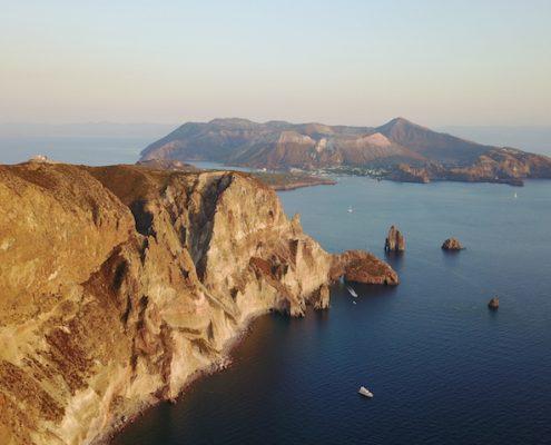 charter alle eolie Lipari Vulcano