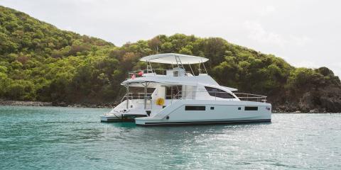 crociera ai caraibi moorings 514 navigazione