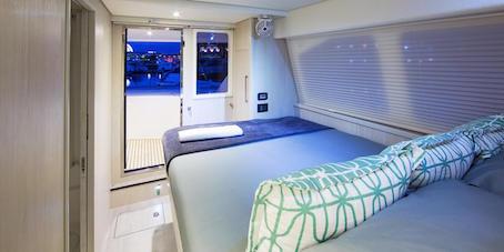 crociera ai caraibi moorings 5800 Cabin