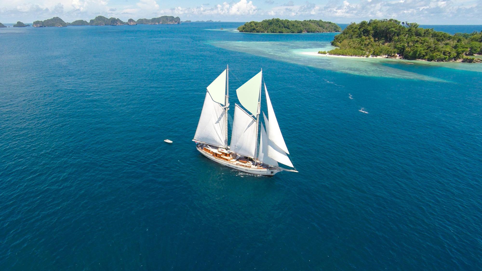 crociera ai caraibi mutiara laut navigazione