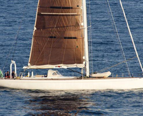 Logica yacht a vela