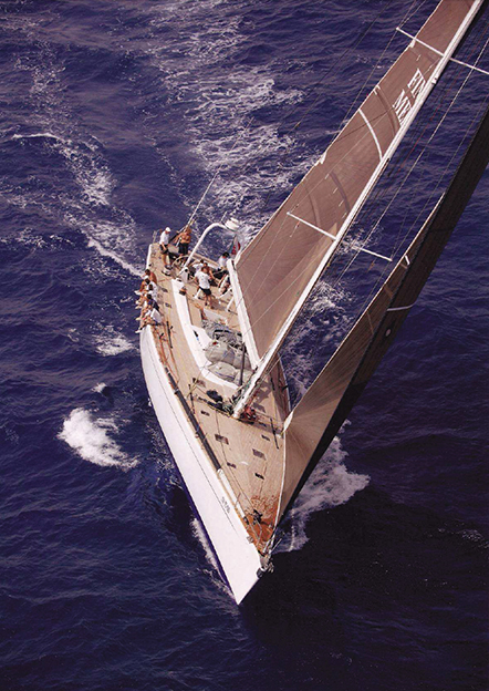 logica yacht ex quinta santa maria