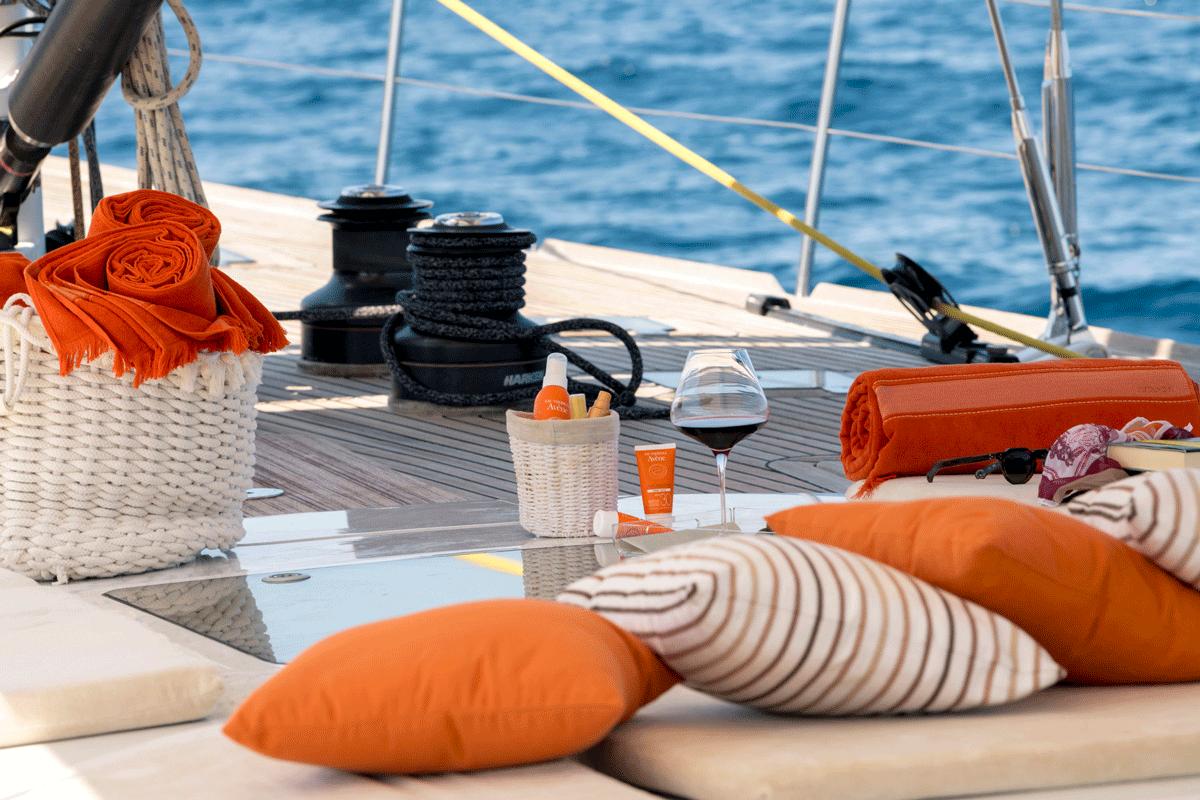 logica yacht dettagli