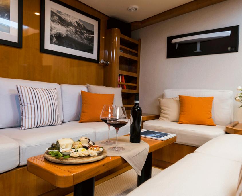 logica yacht tavolino