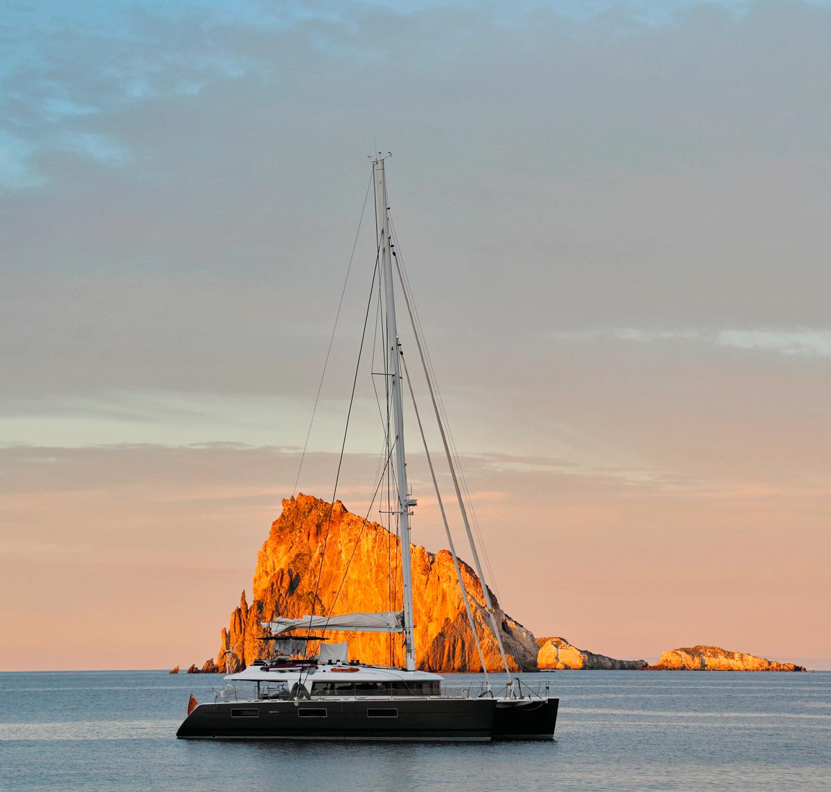kaskazi four sailing catamaran