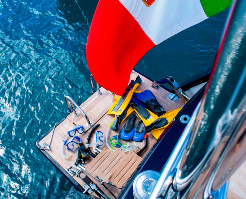 clas iv yacht sport acqua