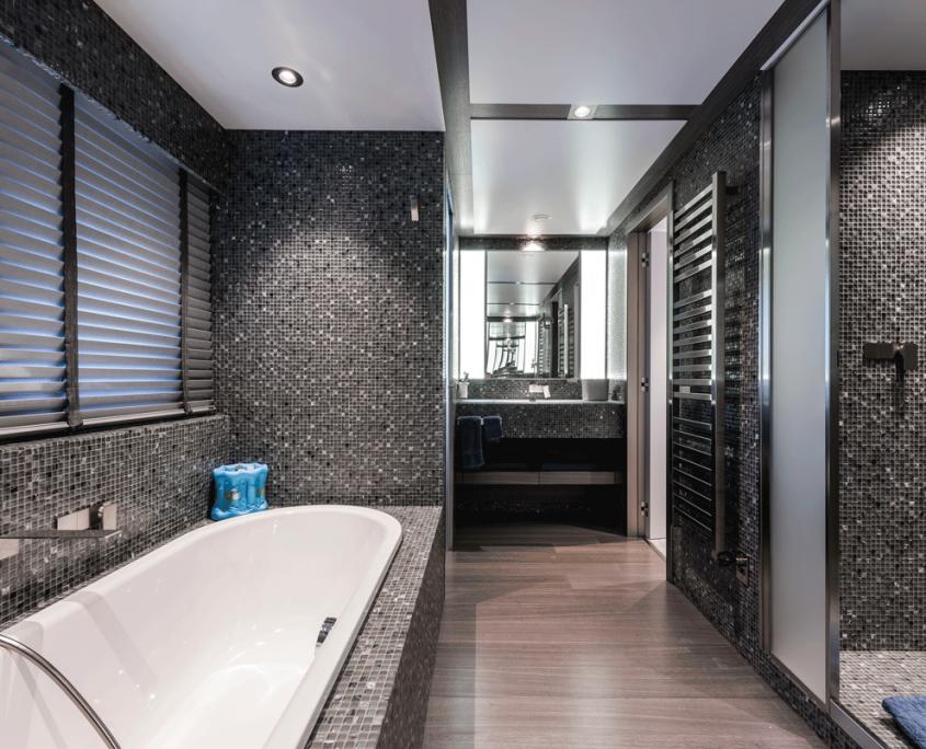 genesia yacht bathroom