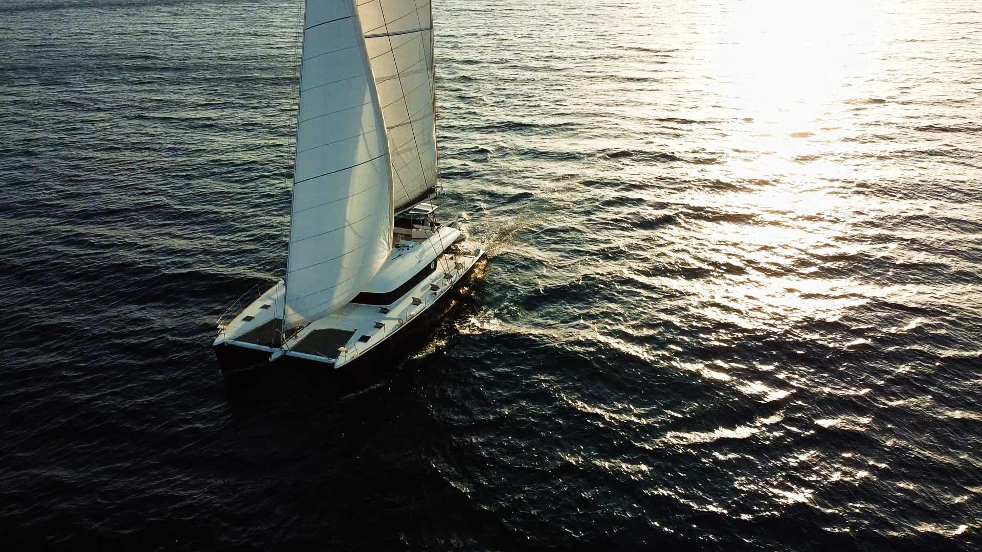 kaskazi four catamarano a vela