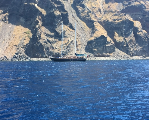myra yacht sea