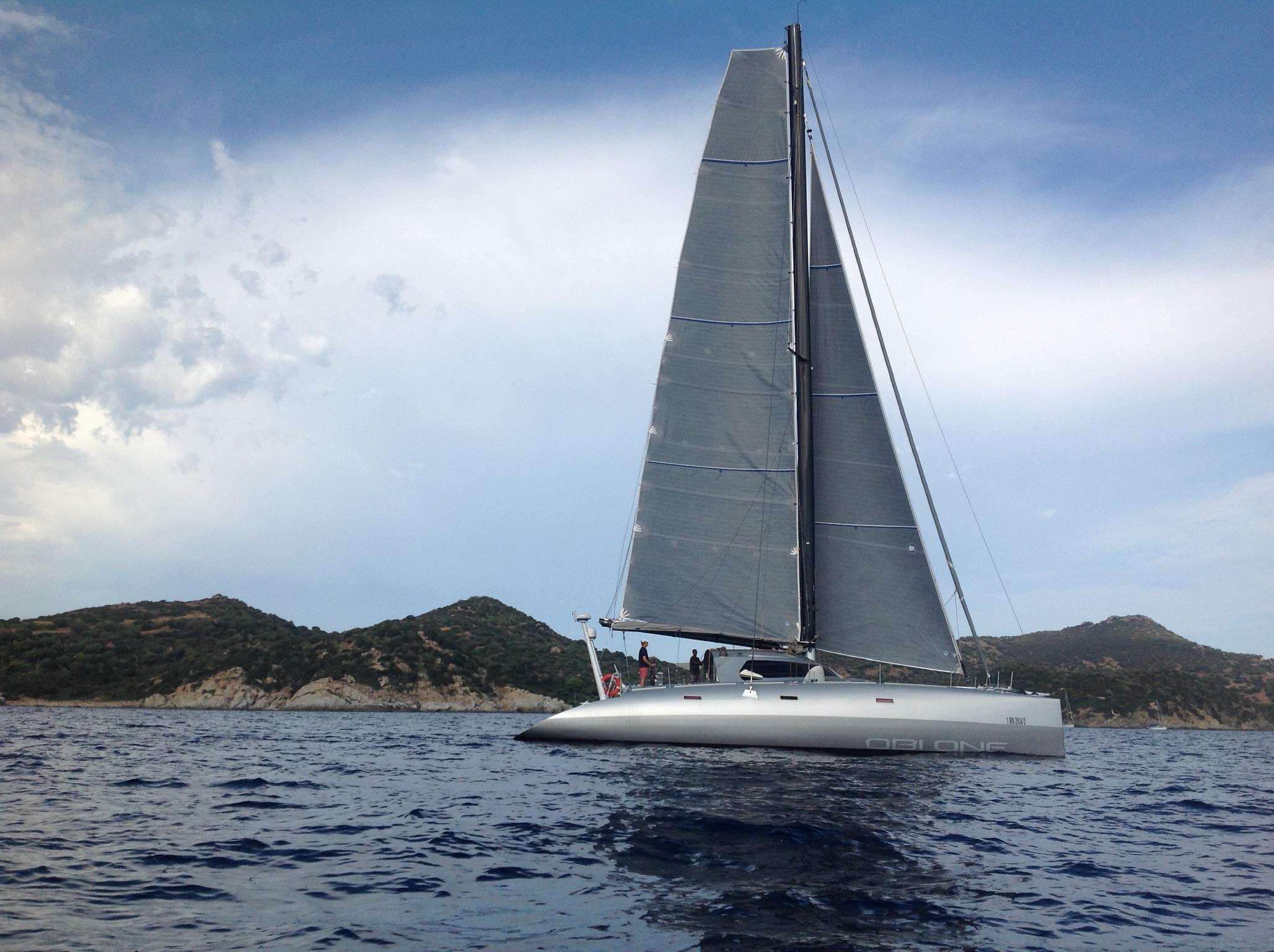 Obi One yacht