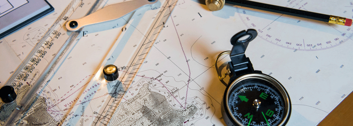 logica yacht carta nautica