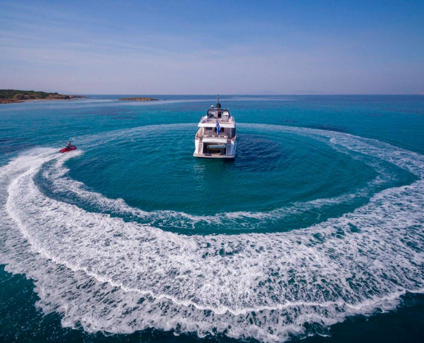 project steel yacht grecia
