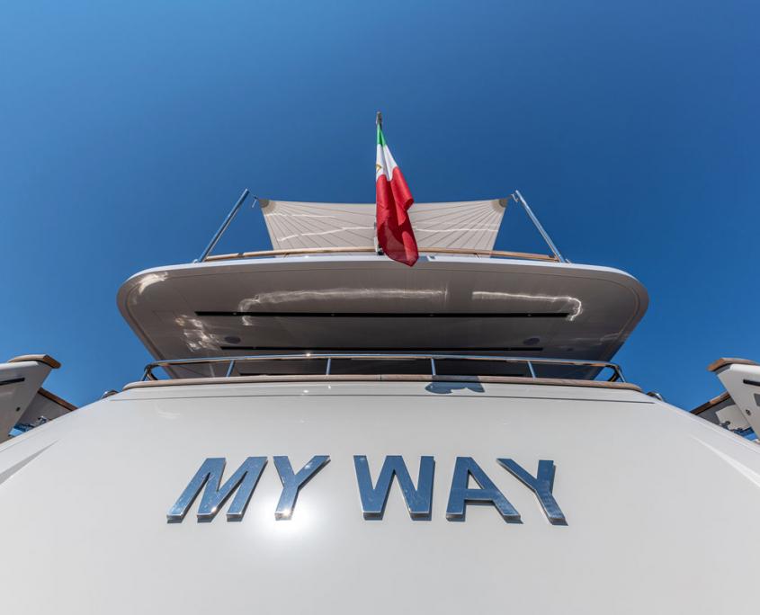 my way sd 112 yacht